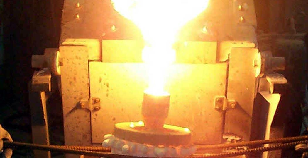 Copper Casting Foundry